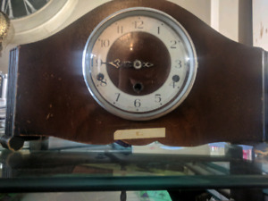 ANTIQUE HORLOGE MADE IN ENGLAND ENFIELD SAVOY