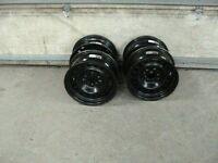 Rims/roues (4) , 16 ''X7 5-4½agricole/truck/auto Longueuil / South Shore Greater Montréal Preview