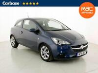 2015 VAUXHALL CORSA 1.2 Excite 3dr [AC]