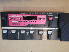 Boss RC 300 Looping Station/Pedal