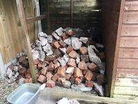 FREE RUBBLE- good for sub base once broken up