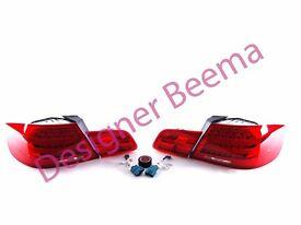 BMW E92 M3 Coupe LED Retrofit Facelift Rear Light Cluster Lamps