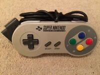 Official snes Super Nintendo controller