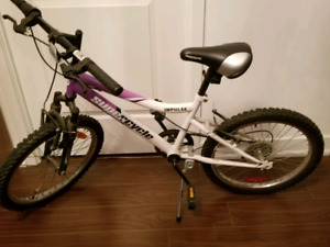 Supercycle Impulse 20 inch girls bike