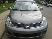 2007 Nissan Versa Hatchback Gray -Reliable -Economic -Cool