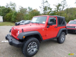2016 Jeep Wrangler 1 owner, low miles and mint condition