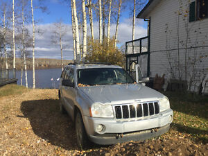 "2005, Jeep Grand Cherokee Limited, 5.7L"", SUV"