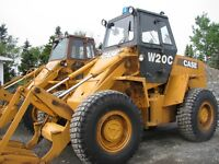W20C CASE WHEEL LOADER