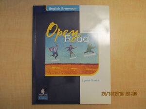 Open road  English grammar book 2nd edition