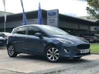 2020 Ford Fiesta 1.0 EcoBoost Hybrid mHEV 125 Trend 5dr HATCHBACK Petrol Manual