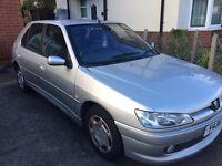 Peugeot 306 Y reg