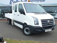 2008 Volkswagen Crafter 2.5TDi LWB CR35 droppside