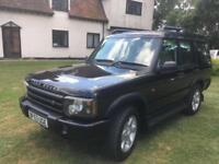 Land Rover Discovery TD5 ES MANUAL
