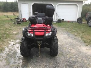 2004 Honda 350 Fourtrax