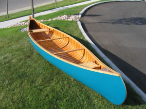 Beautifully-restored Canoe for Sale
