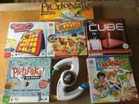 Board Games and Bop It bundle