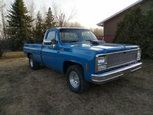 1980 GMC Sierra Classic 1500 2WD Long Box Olds 455