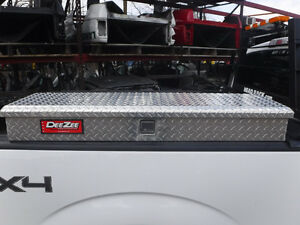 Truck bed toolbox - 'DeeZee' brand-fits all truck makes/models