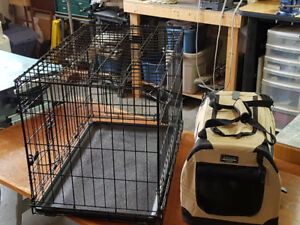 Dog Training Cage and transport cage