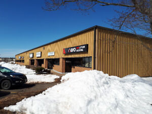 Up to 10,000 sf Office/Warehouse Space For Lease in Dieppe NB