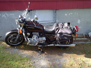"""Price change""  1100 GL Goldwing"