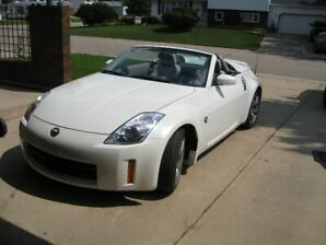 2006 Nissan 350 Z Roaster Convertable