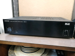 Kenwood M1 amplifier