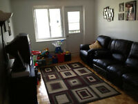 Large 41/2 with two full bathrooms for rent in Cote Saint-Luc
