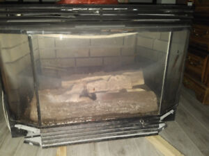 For sale: Gas Fireplace Insert