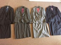 Women's suits size 14-16
