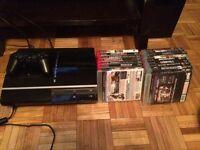 Playstation 3 500GB + 14 Games