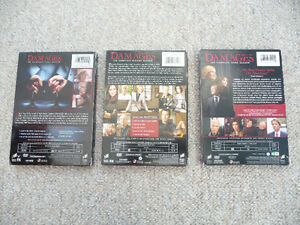 Damages on DVD - Seasons 1 Thru 3 Kitchener / Waterloo Kitchener Area image 2