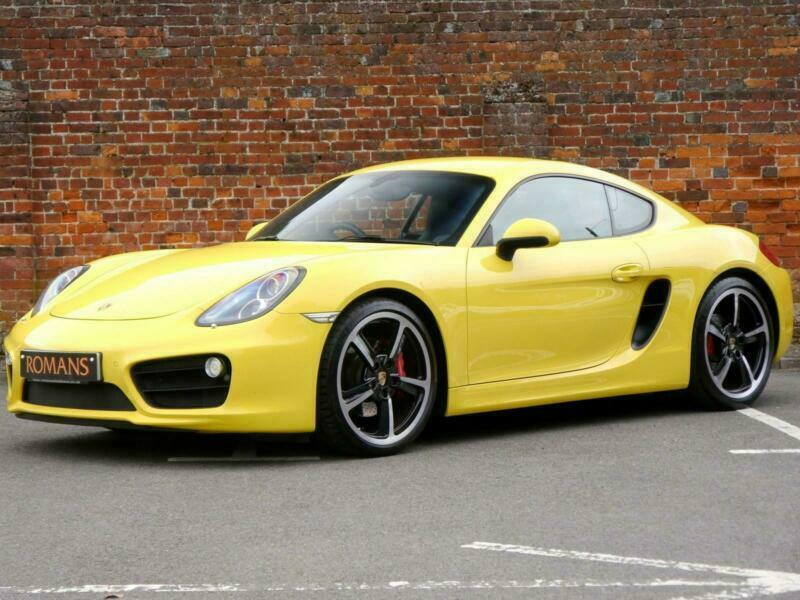 2013 Porsche Cayman S 3 4 PDK - Sport Chrono - PASM - Adaptive Seats - BOSE  | in St Albans, Hertfordshire | Gumtree