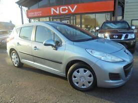 2010 PEUGEOT 207 1.6 HDi 90 S 5dr [AC]