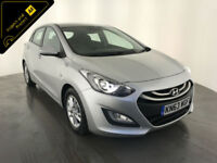 2013 63 HYUNDAI I30 ACTIVE BLUE DRIVE CRDI 1 OWNER SERVICE HISTORY FINANCE PX