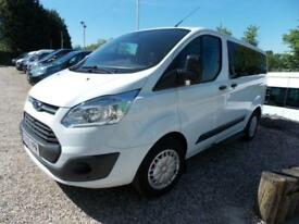 Ford Tourneo Custom 9 seat Trend model