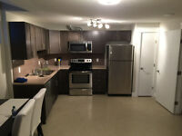 BRAND NEW 2 bedroom Legal Suite In Parsons Creek Area!!