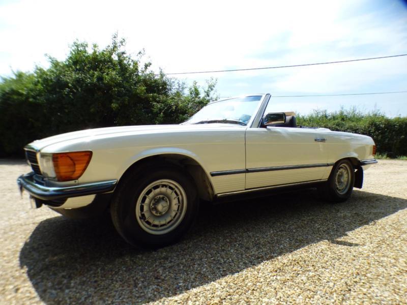 Mercedes-Benz 380SL V8, Hardtop, Superb Example!   in Henfield, West Sussex    Gumtree