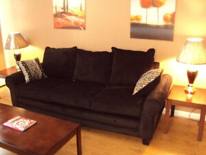 Furnished Suite in Downtown Moncton