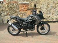 SYM NHT 125cc Cross Over Enduro Off Road Adventure Bike Motorcycle For Sale