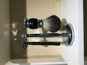 Safety razor / rasoir en papillon