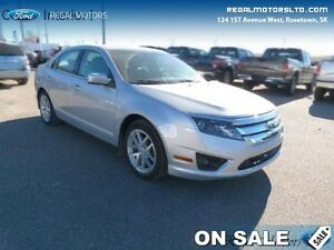 2010 Ford Fusion SEL  - Leather Seats -  Bluetooth -  Heated Sea
