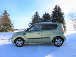 2010 Kia Soul 2U- Hatchback w/ Just 148K!! CERTIFIED w/ WARRANTY