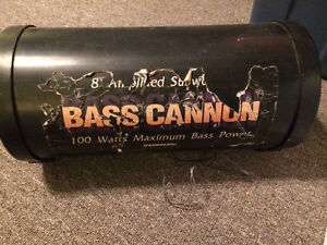 Sparkomatic Bass Cannon