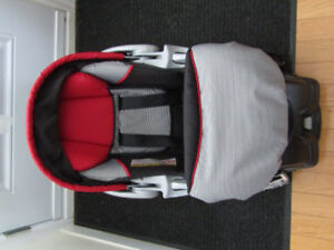 Coque / coquille / siège d'auto baby trend