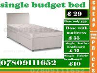 Single Size budget Bed Mattress