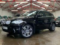 2010 BMW X5 3.0 XDRIVE40D M SPORT 5d 302 BHP Estate Diesel Automatic