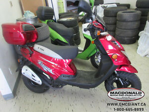 2006 E-Ton Beamer Matrix 50cc Scooter