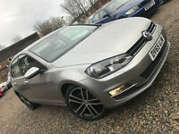✿65-Reg Volkswagen Golf 1.6 TDI BlueMotion Tech Match 5dr ✿TOP SPEC✿