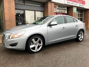 2011 Volvo S60 T6 AWD PREMIUM NAVIGATION TOP OF THE LINE